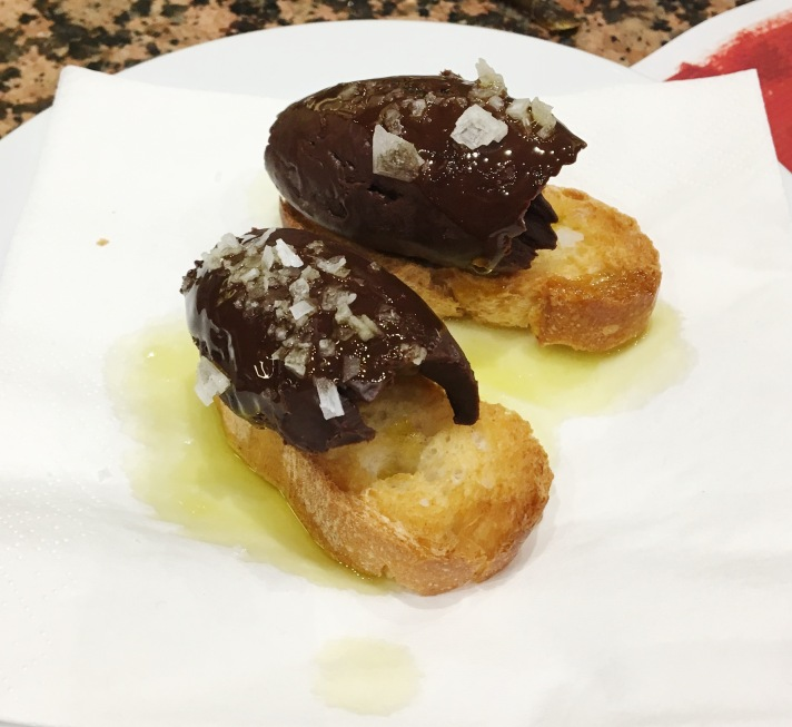 Cal pep dessert